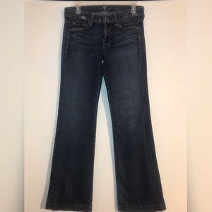 7 For All Mankind DOJO Jeans 28